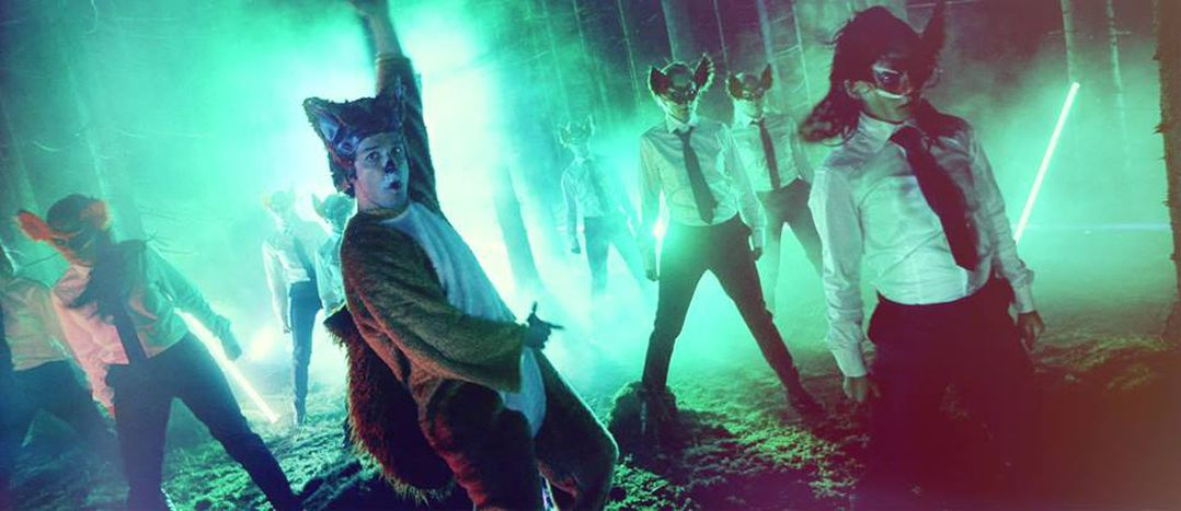 Image for Ylvis : top of the fox