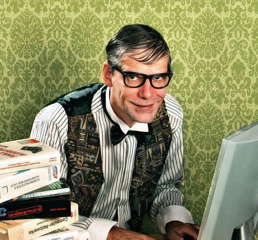 Image for Corsi universitari on-line, addio professori?