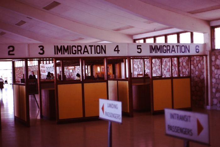 Image for Immigration, Huntington and theEU