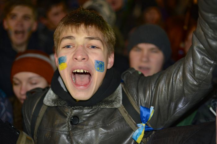 Image for Ukraińska rewolucja od kuchni