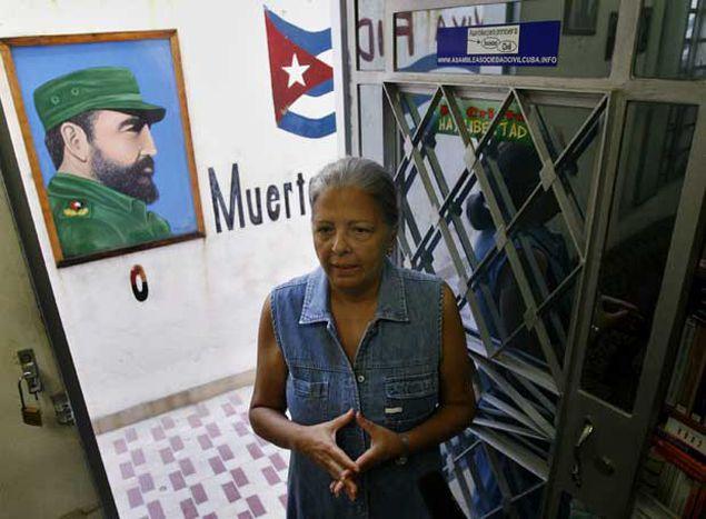 """Image for Martha Roque: """"La Unión Europea ningunea a la oposición cubana"""""""