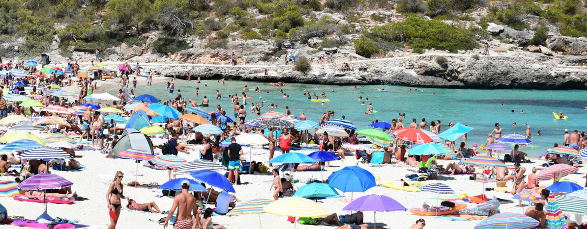 Image for Mass tourism in Mallorca: Trouble in paradise
