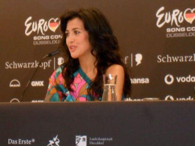Image for EUROVISION 2011 - Verliererin bei den Buchmachern, Gewinnerin der Herzen?