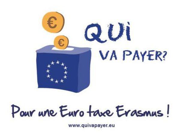 Image for Qui va payer? Pétition pour une  Eurotaxe