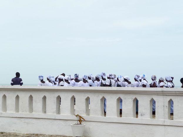 Image for Ghana, el sabor de África a bordo de un tro tro