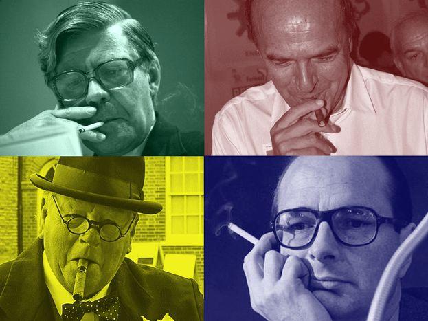 Image for Políticos y cigarrillos: la osadía de ser fumadores
