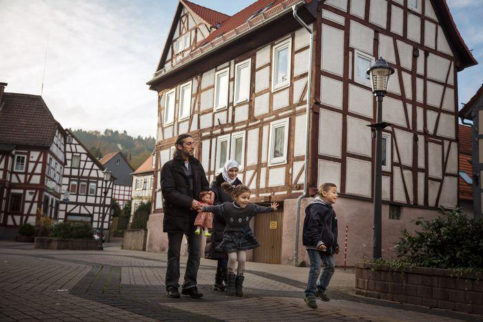 Image for La acogida de refugiados en Alemania: Hipocresía eurocentrista