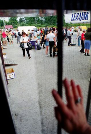 Image for Smuggling cigarettes in Schengen Slovakia