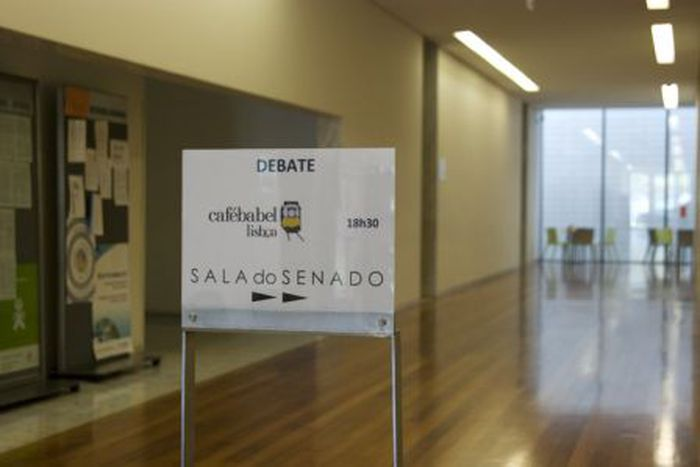 """Image for Debate """"European Parliament and Citizenship"""" - Lisbon, May 13th 2009"""