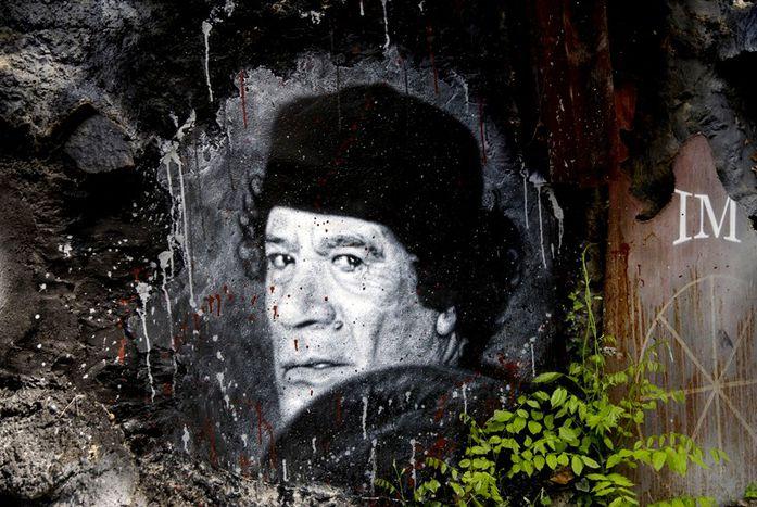 Image for Relacje między Kadafim a Europą: a było tak dobrze, czyż nie?