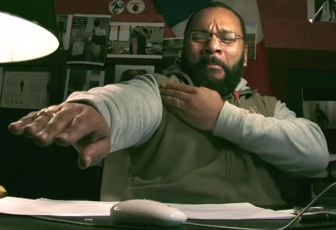 Image for Dieudonne's QUENELLE: STRONGARM TACTICS FROM FRANCE'S MOST CONTROVERSIAL COMEDIAN