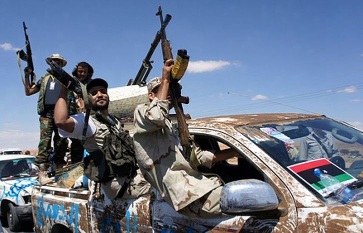 Image for El caos político reina en Libia