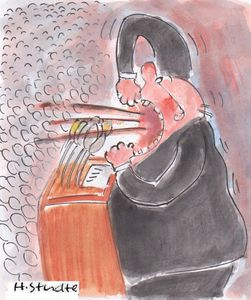 Image for Les grandes gueules en politique