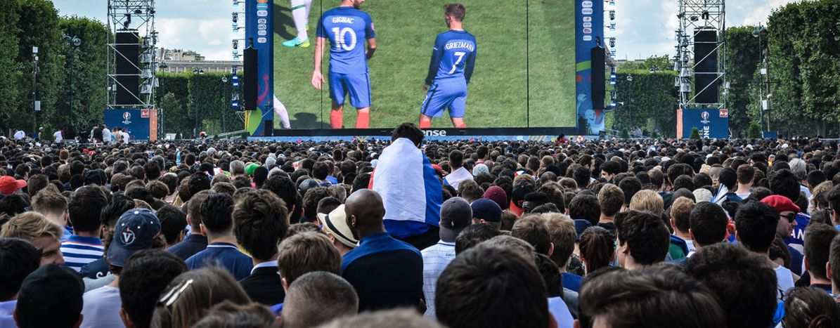 Image for Can a diverse football team inspire a more diverse France?