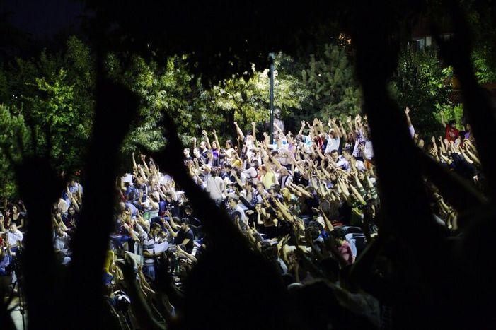 Image for Post-Gezi Park embraces 'park forums' spirit