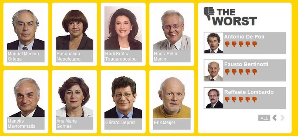 Image for Parlorama.eu portal reopens despite EU politician threats