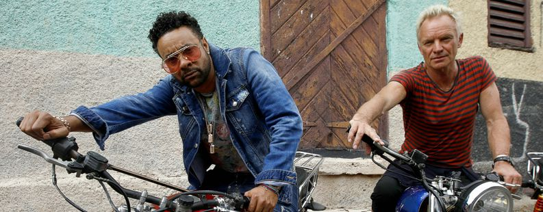 Image for Sting e Shaggy: intervista all'improbabile coppia