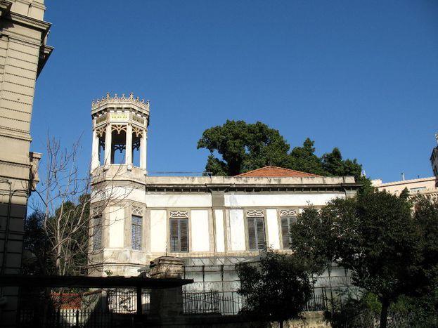 Image for La Palermo del Liberty ritrova Villino Favaloro