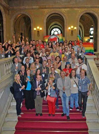 Image for Catalogne : Abrogation d'une loi pionnière contre l'homophobie I