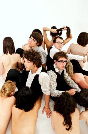 Image for The Wankin' Noodles: «Nos chansons ne parlent que des filles»