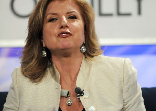 Image for Arianna Huffington: blogger role model for Greek girls