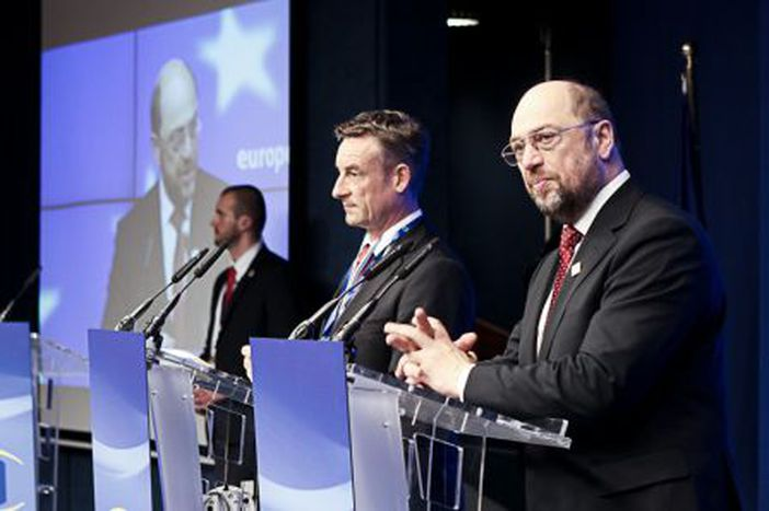 """Image for My name is Martin Schulz, """"Guardian of the European Union"""""""
