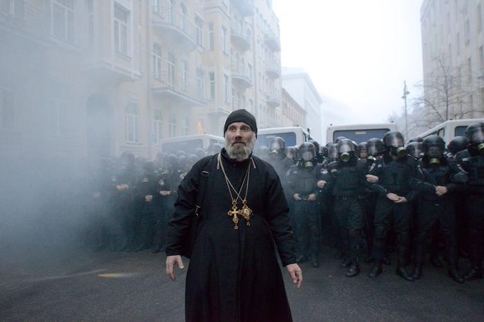 Image for « Une intervention militairerusse en Ukraine est possible»