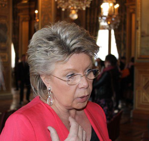 Image for Viviane Reding : « la France est un exemple d'égalité hommes-femmes »