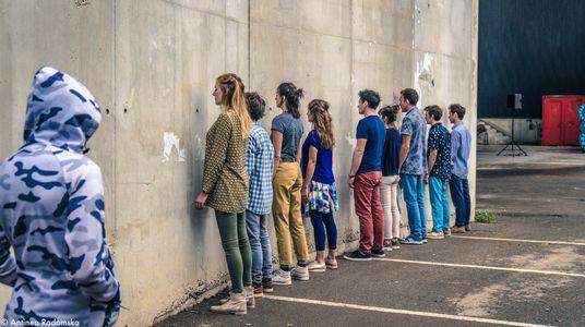 Image for Marsiglia e l'arte di strada in Europa