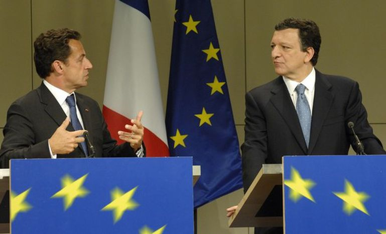 Image for Lisbon treaty says: European institutions
