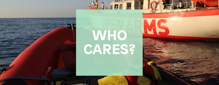 Image for [VIDEO]Italy seizes migrant rescue ship due to crimes of solidarity