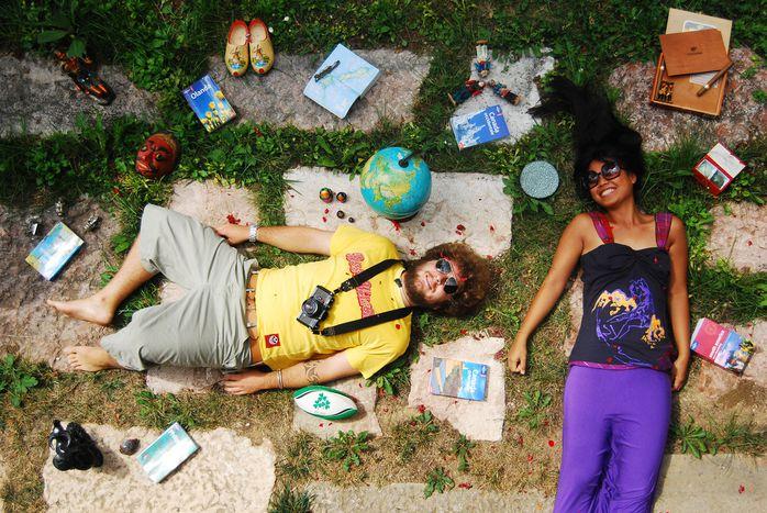 Image for Gogo Paris, go go digital? Ditching European travel guidebooks