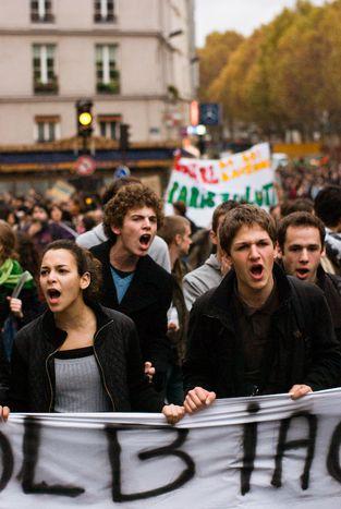 Image for Bologna Prozess - Frankreichs Unis gehen auf die Barrikaden