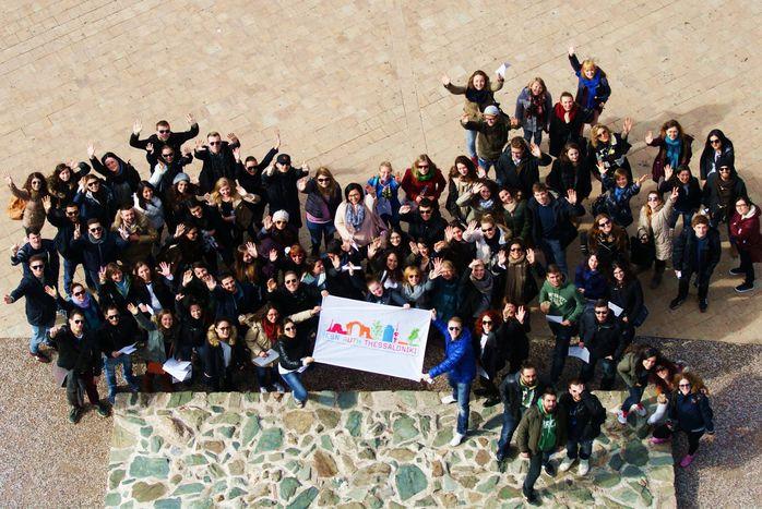 Image for ESN :le réseaudes jeunes expats en Europe