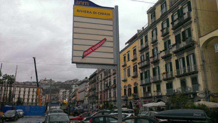 Image for La difficile vita del pendolare napoletano