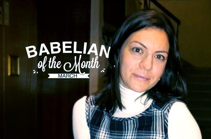 Image for Maria-Christina Doulami, la babeliana del mese