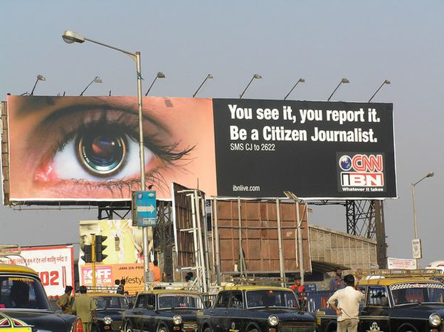 Image for « Le journalisme participatif nous oblige à réinventer notre métier »