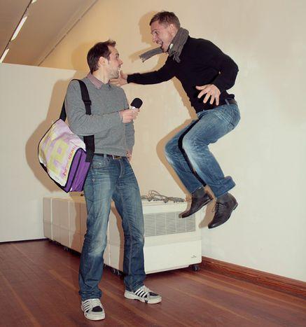 Image for Florian Lukas: «Per fortuna la Berlinale non è troppo glamour»