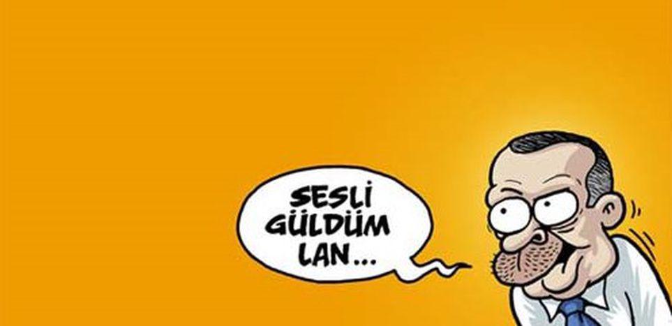 """Image for Zeichnen gegen Erdoğan: """"Gott beschützt kleine Kinder und Comiczeichner!"""""""