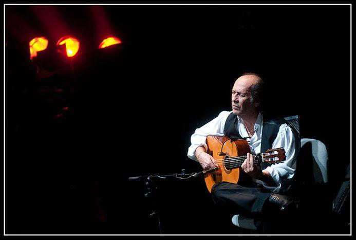 Image for Paco de Lucía, Six Strings of Genius