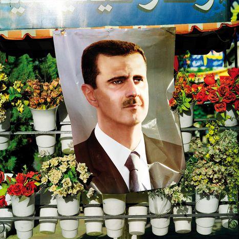 """Image for Syria i Baszar el-Assad: """"Świetlana przyszłość"""""""