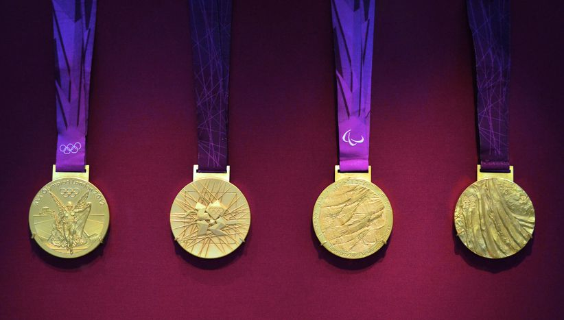Image for Behindthe Numbers: 325 medals for Team Europe