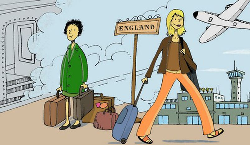 Image for Working abroad - necessity or Easyjet pleasure?
