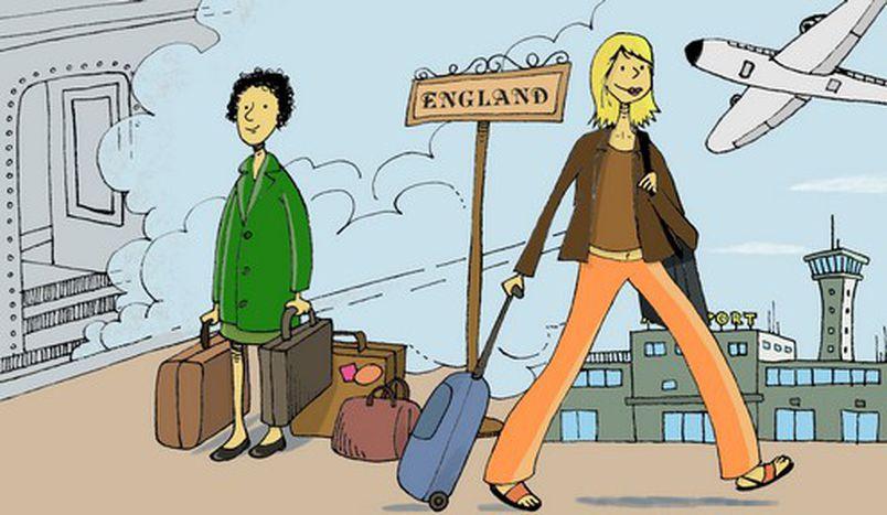 Image for Praca za granicą: konieczność czy przyjemność?