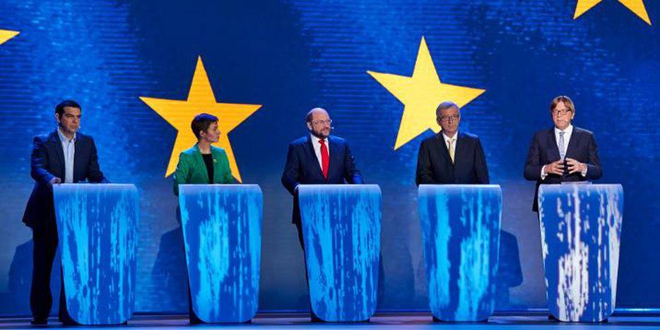Image for Europa-Wahl: Überzeugen in einer Minute