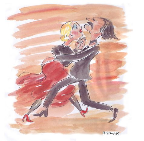 Image for It takes two to tango