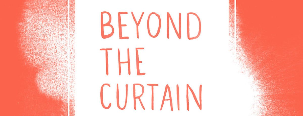 Image for Finalmente! L'E-Magazine:Beyond the Curtain
