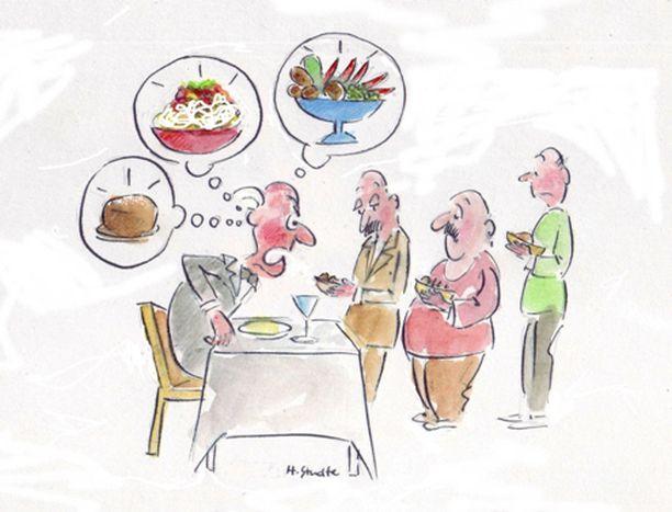 Image for L'insalata russa? In Russia è polacca