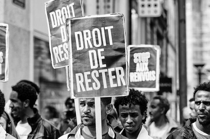 Image for Migrants : l'Europe sortirait-elle la tête de l'eau ?