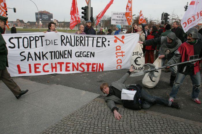 Image for Steueroasen: Was tun?
